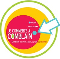 Je commerce à Comblain