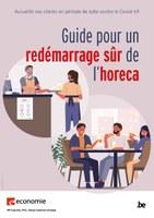 Coronavirus : « Guide pour un redémarrage sûr de l'horeca »