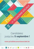 Prix de l'Économie sociale : inscriptions jusqu'au 5 septembre
