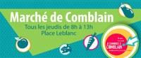 Coronavirus 18/03 : Fermeture du Marché hebdomadaire du jeudi