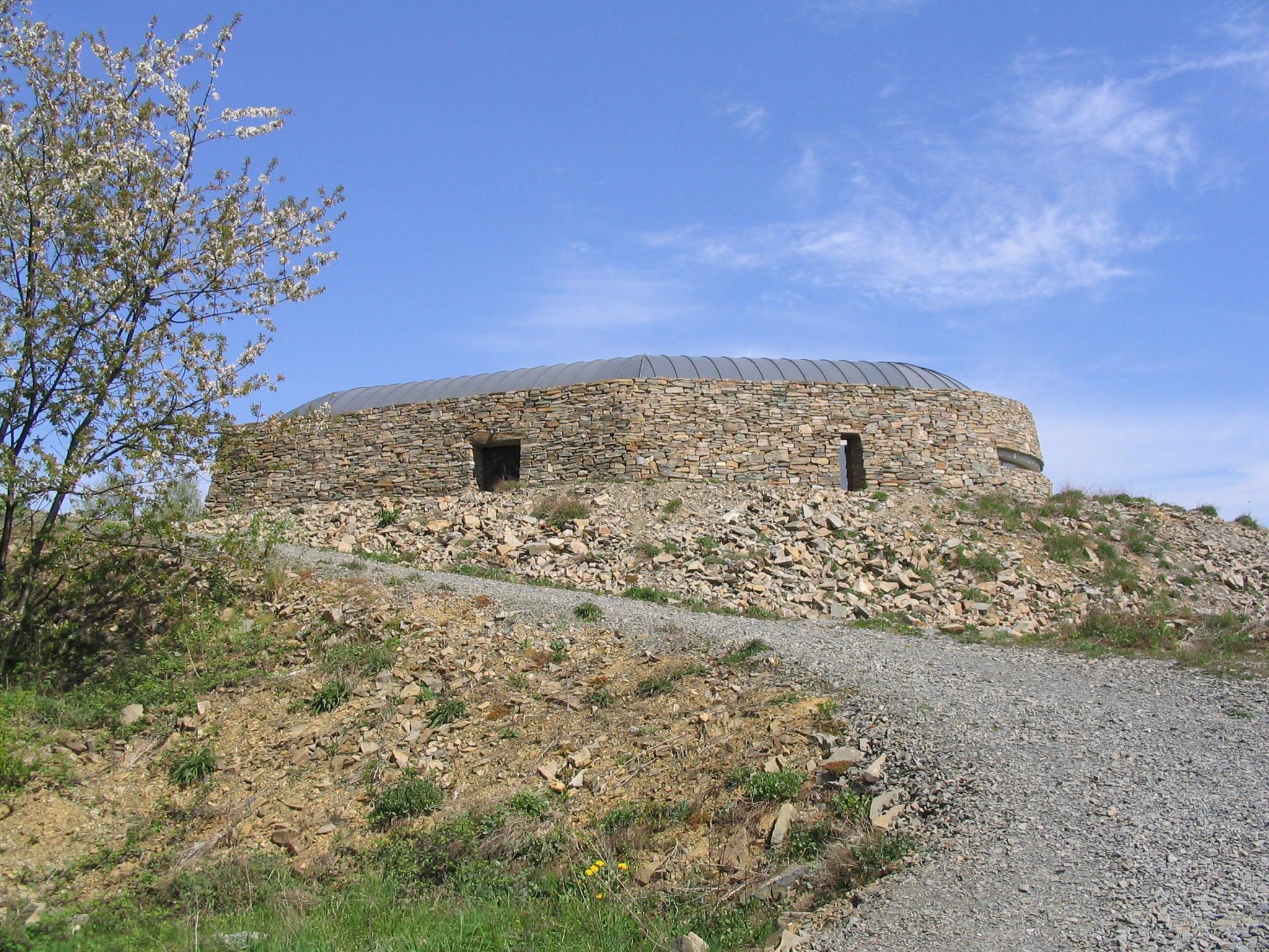 Le Centre d'Interprétation de la Chauve-Souris