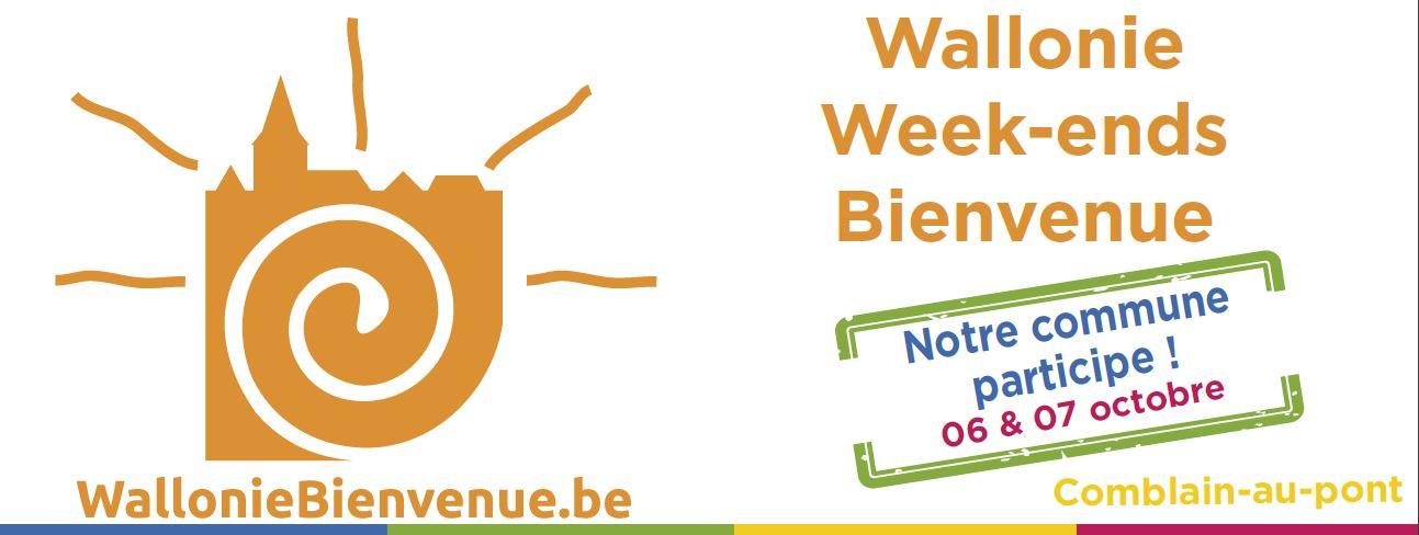 Wallonie WE Bienvenue 2018