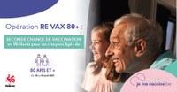 Coronavirus 20/04 : Opération Re Vax 80+