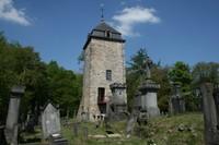 La Tour et le Cimetière St-Martin